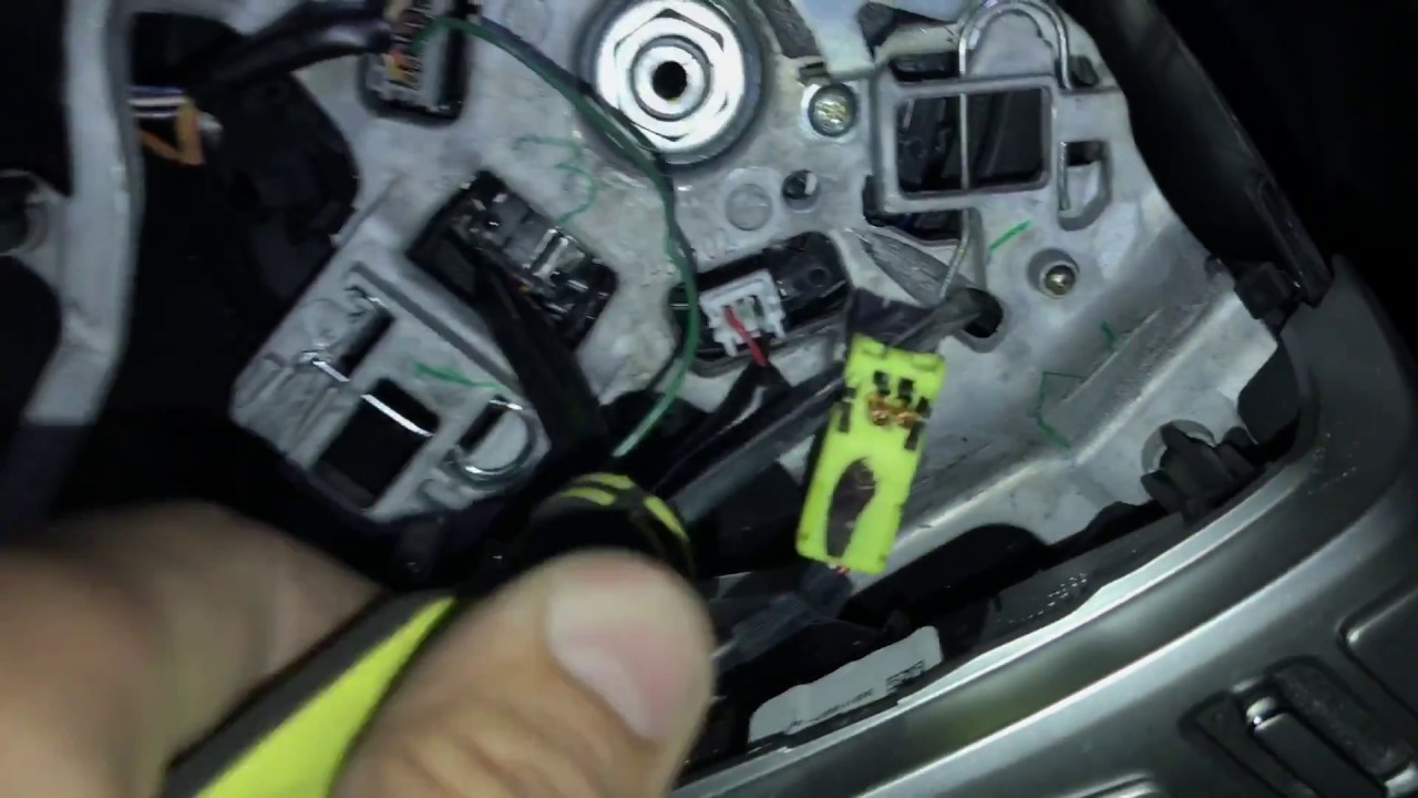 How To Remove Airbag On Nissan Versa Nissan Altima 20132015  YouTube