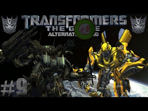 ALTERNATIVE BRAWLIN' | Transformers: The Game Alternative Mod #9