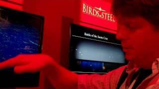 CGR E3 2011 Adventure Pt47: BIRDS OF STEEL from Konami