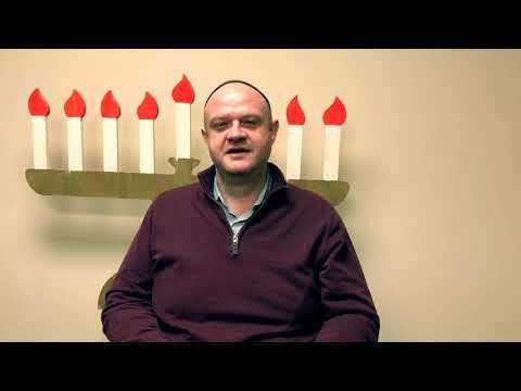 Hanukkah Music With Cantor Kovari