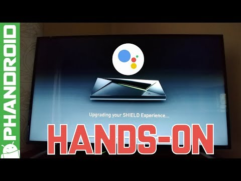 Hands-on: Google Assistant on Android TV
