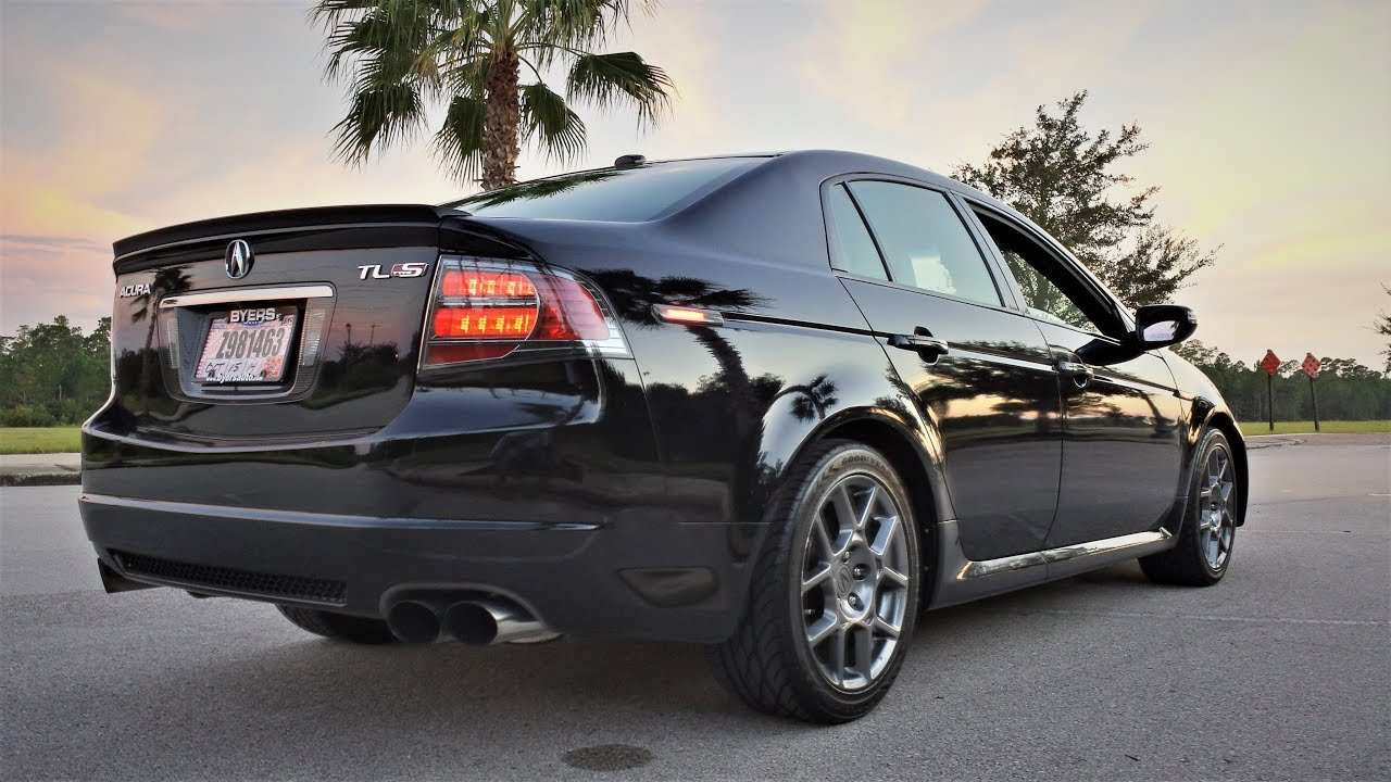 acura tl type s stage 3 exhaust diy stock vs stage3