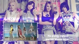 【Falling in love】★ 2NE1 Spanish cover