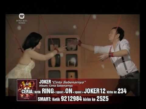 """JOKER """"Cinta Sebenarnya"""" (Official Video Clip)"""