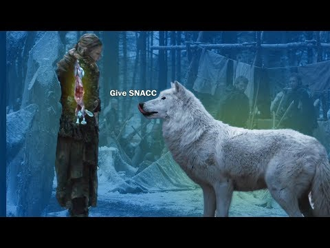The Direwolves Being Good Boys For 4 Minutes Straight