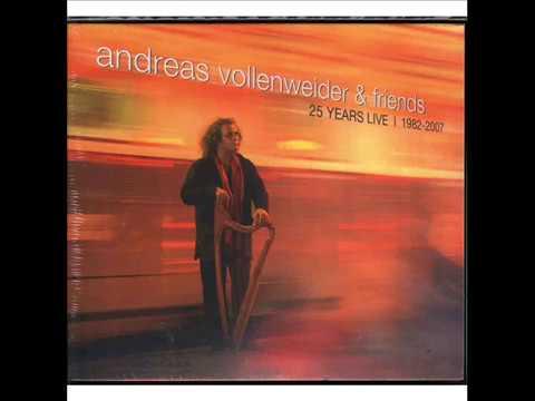 Andreas Vollenweider Ft Eliza Gilkyson - Desert Of Rain, (Live 1994).
