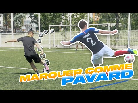 REPRODUIRE DES BUTS IMPOSSIBLE ?! (Pavard - Ronaldo Football Challenge)