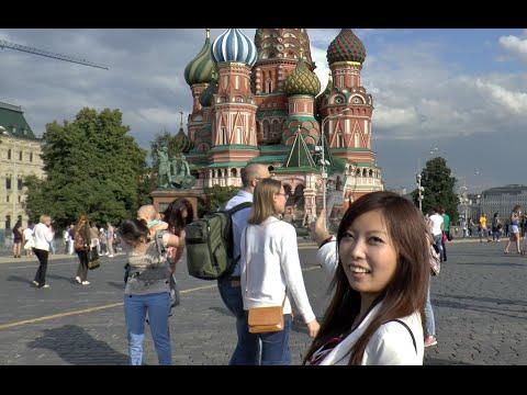 Фото прогулка по Красной площади.