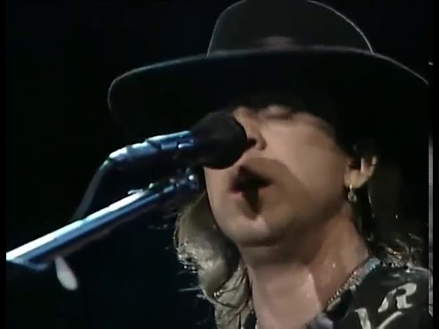 Stevie Ray Vaughan,  Voodoo Child!