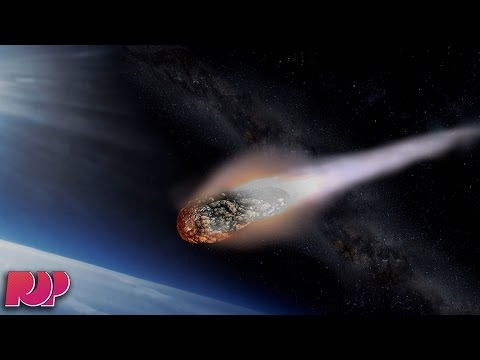 Is An Asteroid Heading For LA?!