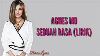 "Video Agnes Mo - Sebuah Rasa ""LIRIK"" (TERBARU 2018) (OST. SINETRON ORANG KETIGA) download MP3, 3GP, MP4, WEBM, AVI, FLV Agustus 2018"