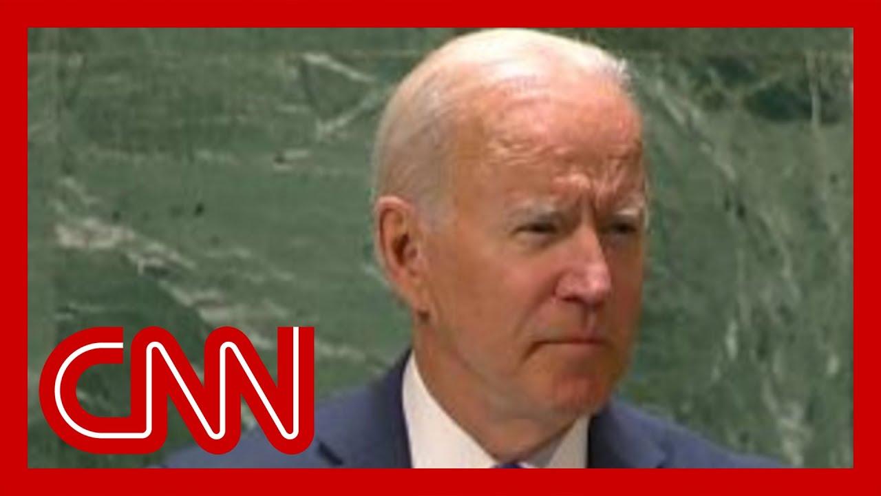 Download See President Biden's full UN General Assembly speech