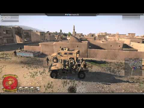 Operation Frontier II - 2nd MEF Tactical Realism