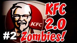 KFC Zombies 2.0! (Part 2)▐ Call of Duty World at War Custom Zombies Map/Mod