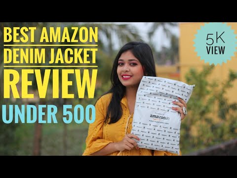 Winter Women Denim Jacket    Amazon    Review Bangla:
