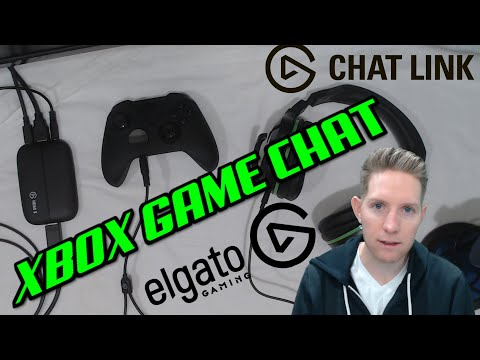 How To Enable Game Chat For Xbox With The Elgato Chat Link Cable