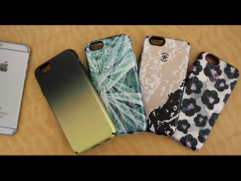 new products 75a73 32d5f Speck CandyShell INKED Luxury Edition Cases for iPhone 6/6S