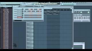 Bahh Tee-Ты меня не стоишь(DJ Osmanov FL Studio)