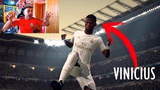 FIFA 20 - PRIMER VIDEO *REACCIONANDO* DjMaRiiO