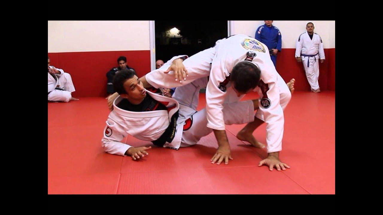 Romulo Barral Seminar at Honor Roll BJJ Academy - YouTube
