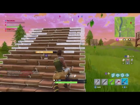 Fornite Battle Royal NEW Smoke granades HYPE 60 SUBS LETS GET THERE NOICE #Going for the w#(STREAM)