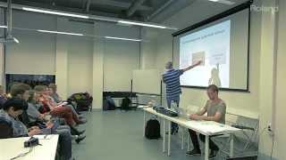 Основы звукозаписи семинар Илья Мазаев 30.10.13 часть 1