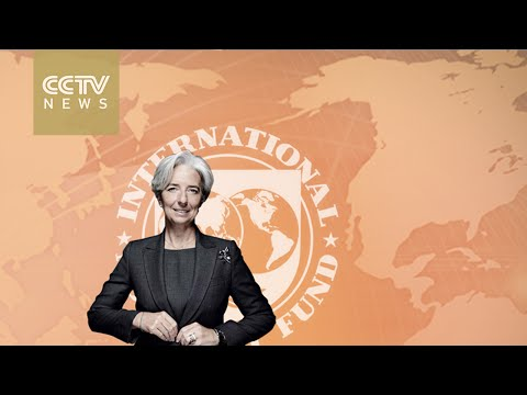 Exclusive interview with IMF chief Christine Lagarde