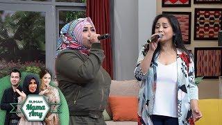 Wah Melly Goeslaw Sama Nagita Slavia Nyanyi Lagu SALAH - Rumah Mama Amy (10/1)