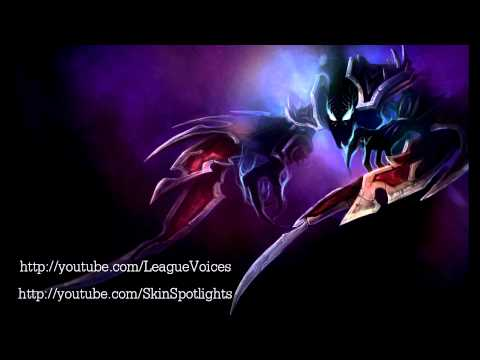 Nocturne Voice - Español (Spanish) - League of Legends