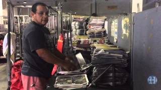 Video: How your Thanksgiving Day newspaper gets stuffed with Black Friday deals