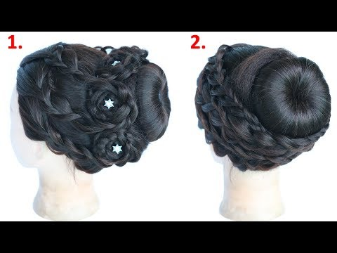 2 very easy and new juda hairstyle || braided hairstyles || hair style girl || hairstyles for girls