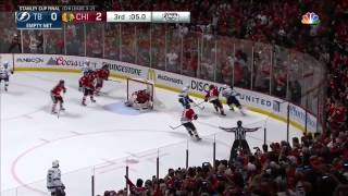 2015 Stanley Cup Final - Chicago Blackhawks vs. Tampa Bay Lightning Game 6 Highlights