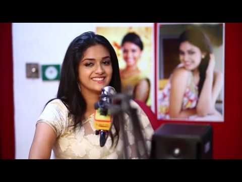 Interview with Keerthi Suresh | Tamil | Radio Mirchi