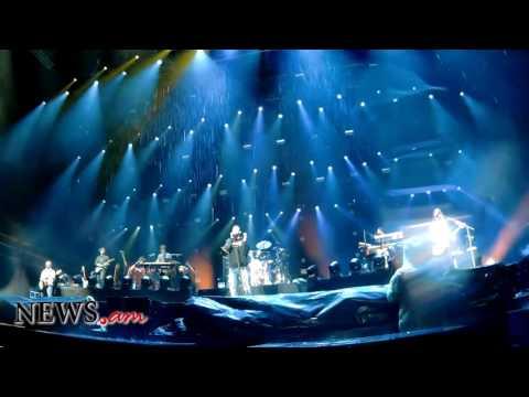Maroon 5 concert in Batumi
