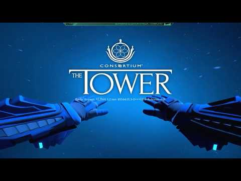 Consortium The Tower Alpha 1.2 Gameplay
