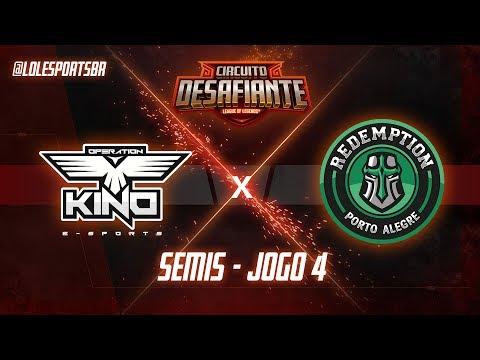Circuitão 2018: OPK X RDP (Jogo 4) - Semis - 2ª Etapa