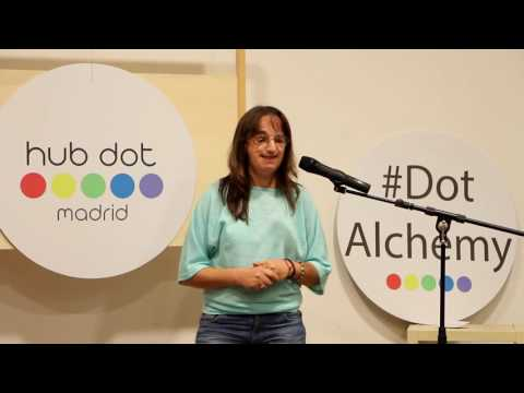 Hub Dot Madrid Launch - Vicky Bendito