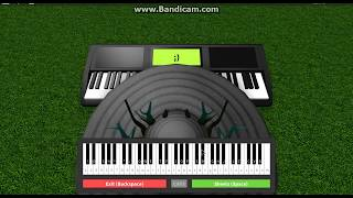 Roblox Piano Call Me Maybe -Sheets-