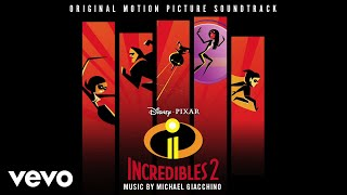 "Michael Giacchino - A Matter of Perception (From ""Incredibles 2""/Audio Only)"