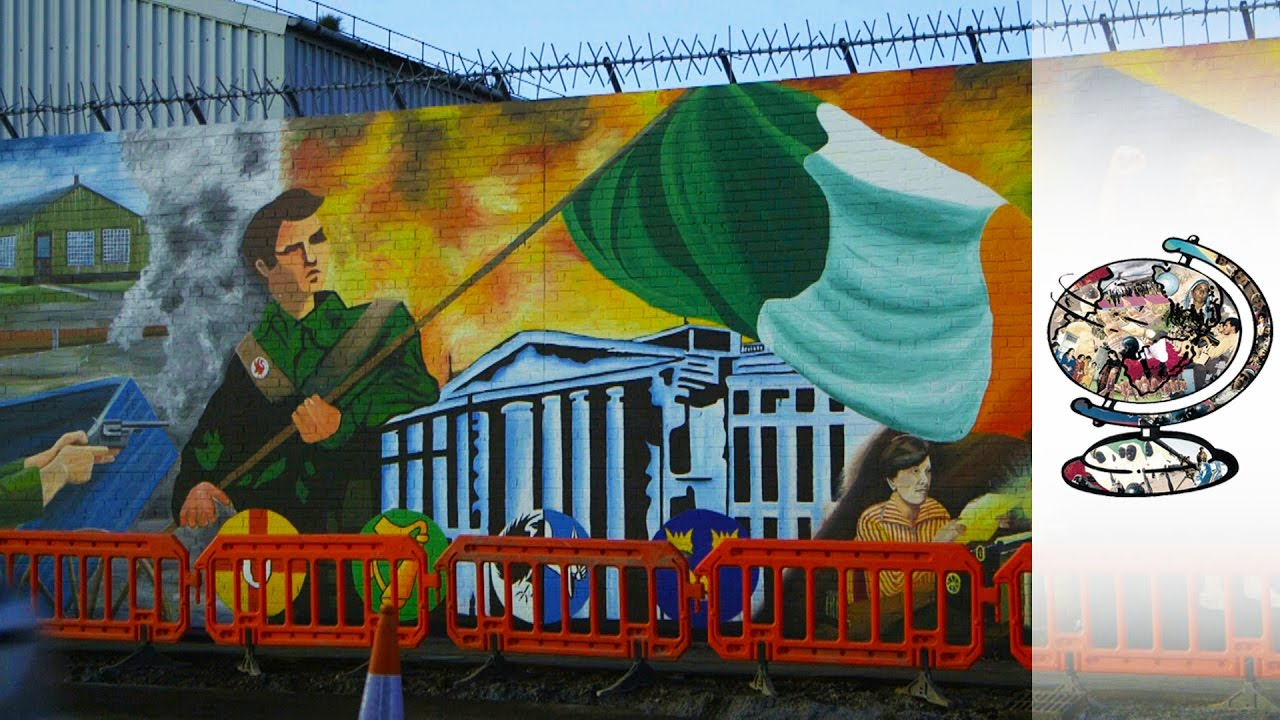 an analysis of northern ireland have conjured images of violence and bitter sectarian division The obvious one is that father and son have achieved a moment of peace and harmony via their respective crafts and of course it has wider political implications also in the context of the continuing conflict in northern ireland.