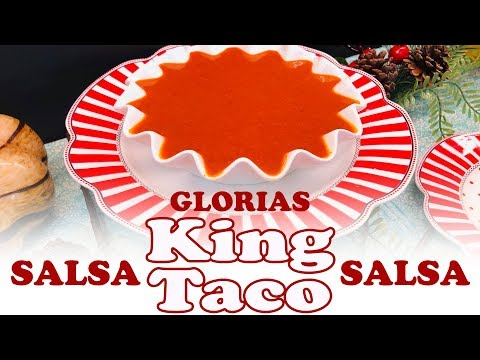 King Taco Red Salsa