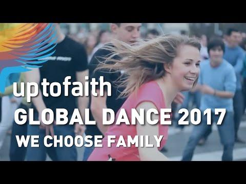 FlashMob Global em Favor das Famílias - Participe!
