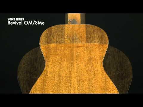 Breedlove Guitars: Voice OM/SMe