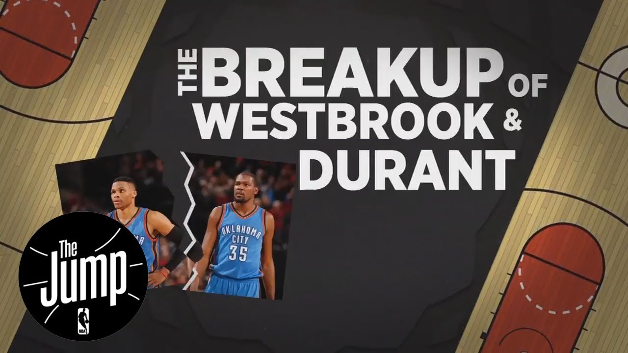 10953e1bc78d ESPN True Hardwood Story  The Breakup of Russell Westbrook and Kevin Durant