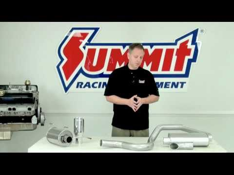 Axle Back vs Cat Back Exhaust System - Summit Racing 101