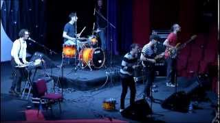Canlı Performans: The Ringo Jets and Gin Ga at TedxReset 2013