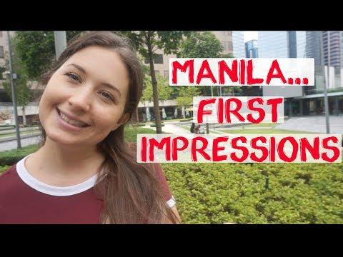It is like New York! | BGC Manila Philippines | Bonifacio Global City