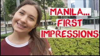 It is like New York! | BGC Manila Philippines | Bonifacio Global City