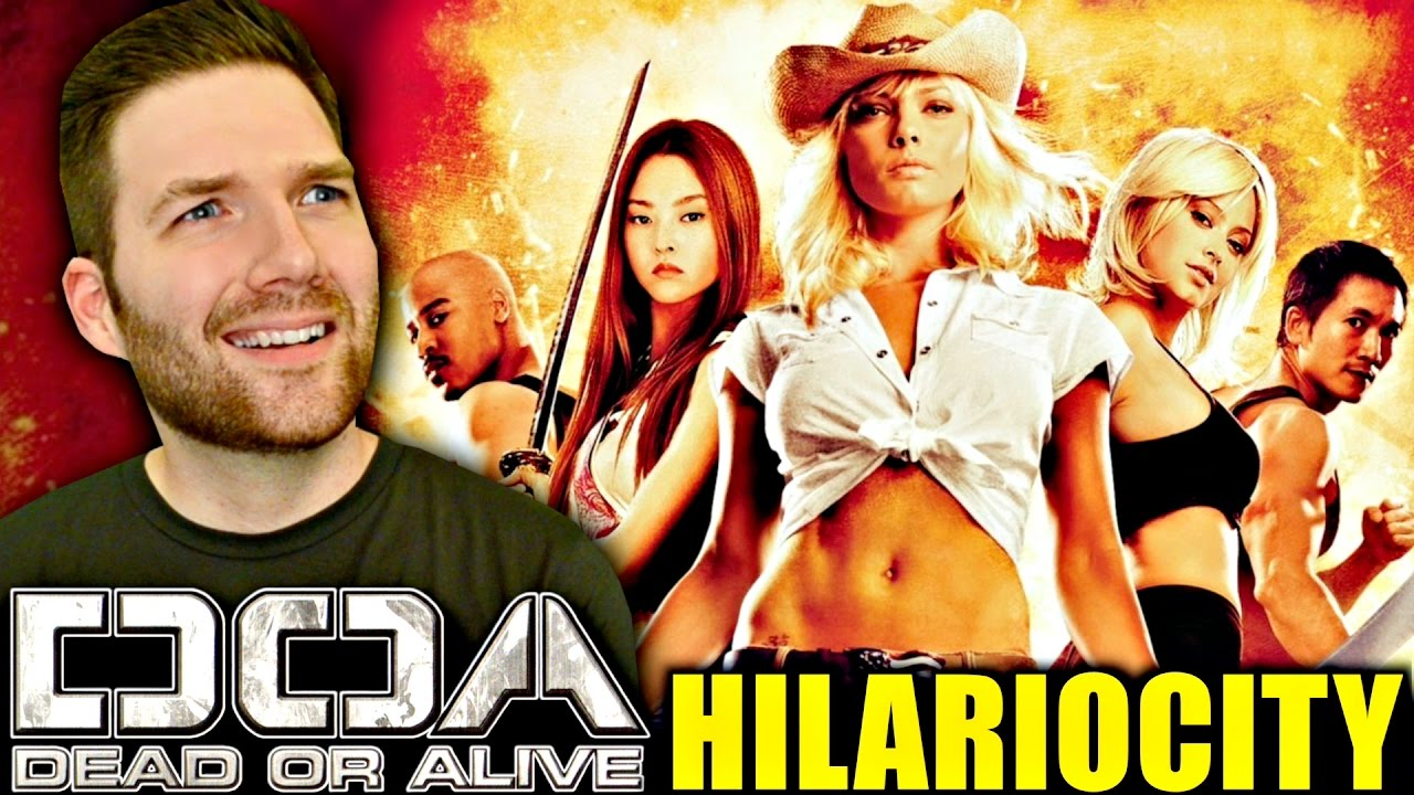 Doa Dead Or Alive Hilariocity Review Youtube