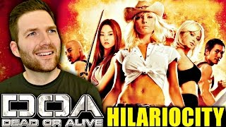 DOA: Dead or Alive - Hilariocity Review